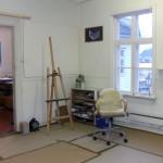 my studio, spring 2012