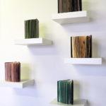 tittel: Fargens Tilnærming, serie artist books (1 - 5)