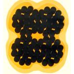 """""""Zygote I: separasjon"""", 2003, 79 x 108 cm (paper), grafikk/printmaking, opplag/edition: 10"""